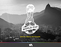 World Cup Social Media Matchups
