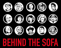 'Behind the Sofa' - Orion Books