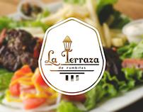 BRANDING - LA TERRAZA RESTAURANT