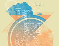 Future Islands Gigposter