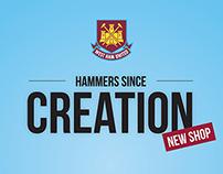 West Ham United - Shop