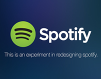 Spotify Redesign Case Study