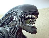 Alien (Escultura)