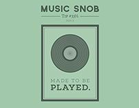 Made to be Played — Music Snob Tip #33⅓ A
