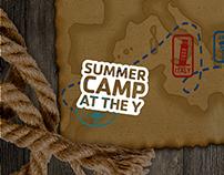 Norm Waitt Sr. YMCA - Summer Camp Branding