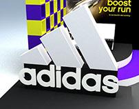 Adidas Stand
