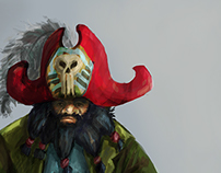 Concept Art_PIRATE_Character