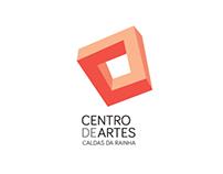Centro de Artes - Corporate Identity