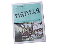 Asphalt Chronicles - Issue #01, Manila.