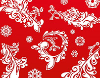 L`Etoile pattern design collection