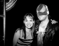 The Bloody Beetroots y Carolina Limón