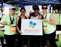 Smart-Girl new brand identity.