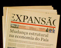 Newspaper Expansão