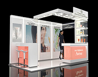 Pierre Fabre Exhibition Stand
