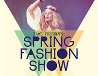 F.A.M.E. Spring Fashion Show