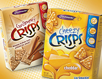 Crunchmaster Kids Snacks