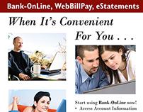 When It's Convenient For You Bank Online Promotion
