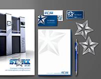 Starx : Brand Identity