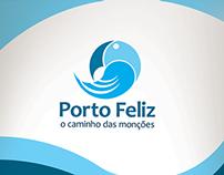 Identidade visual e catálogo iconográfico Porto Feliz