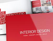 Interior Portofolio Brochure