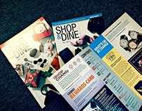 Changi Airport Shop & Dine Guides  / March - June 2014