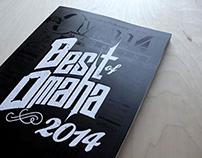 Omaha Magazine •January/February 2014, Best of Omaha