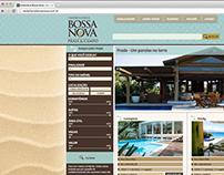 Site Praia & Campo - Bossa Nova
