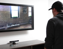 X-Box Kinect : Gesture Controlled Panorama