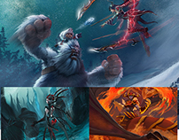 League of Legends Fan Art