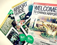 Changi Airport Airport Guides / March - June 2014