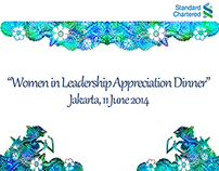 Women in Leadership Appreciation Dinner