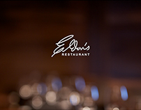 Eldon's Restaurant - Brand Development