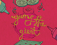 Poster for Young The Giant
