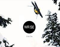 Wayne Ritchies Skiers Edge Website