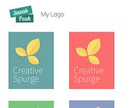 My Brand logo CreativeSpurge