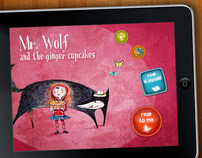 Mr Wolf and the Ginger Cupcakes Shocase