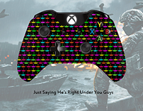 WiggleWithIt 3 Xbox One Controller