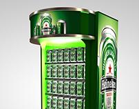 Heineken Branding / Outdoor