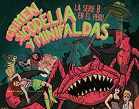 Crimen, sicodelia y minifaldas (La Serie B en el Perú)