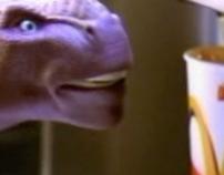McDonald's Dinosaur Takeover | TV