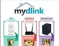 D- Link - Social Media