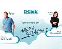 Campanha D-link - Dia dos Namorados 2013