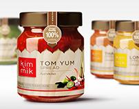 Kimmik Packaging Design