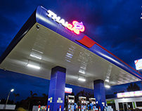 Thai Gas Branding