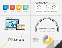 SEO | Corporate Typography Pack