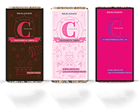 Dr. Love's Vitamin Chocolate - Packaging for MaalGaadi