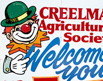 Creelman Fair Branding