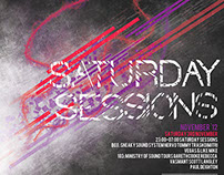 Ministry of Sound, Saturday Sessions