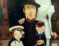 Maia Ramishvili - Jewish Family