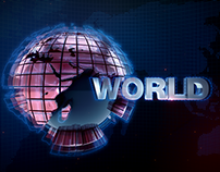 Aaj Tv World Bumper